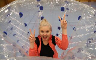 bubbleball uppsala