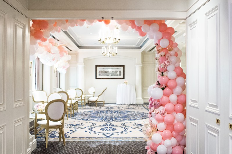 Bubblegum Balloons with Les Enfants Sophie Connell Photography