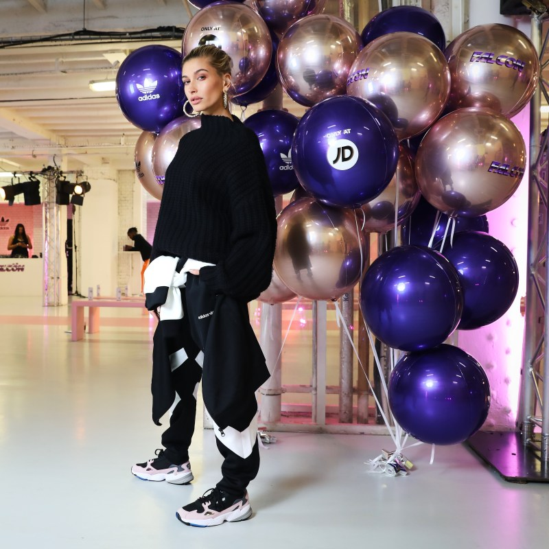 adidas and JD Present Falcon Fashion Show Curated By Hailey Baldwin