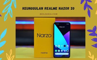 Seperti Apakah Keunggulan Realme Narzo 20? Yuk, Kita Intip