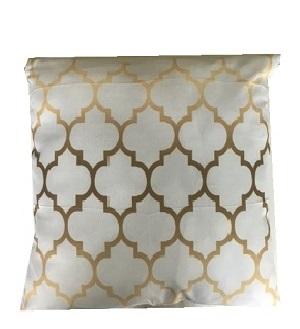 white gold pillow bubble miami