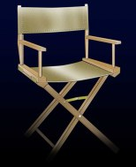 fauteuil de metteur en scène