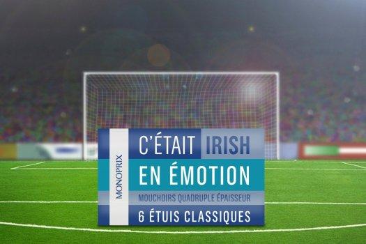 alt=football publicité Monoprix