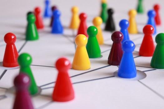 réseau contenu communication