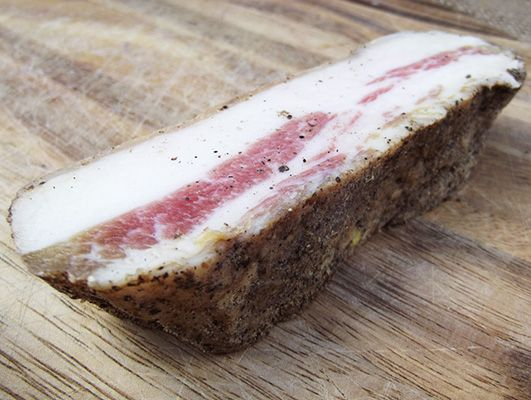 Guanciale ThickSlice
