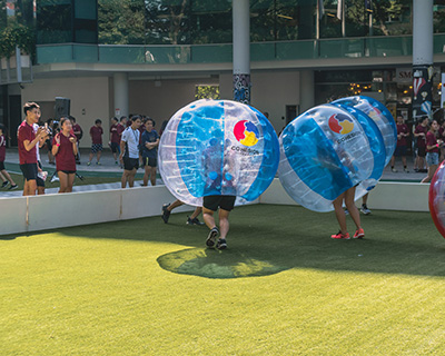 Quality Bubble Soccer Equipment