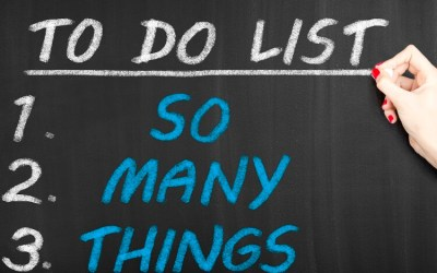 3 Benefits of Having a To-do List