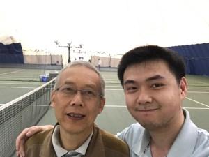 Tennis with Dad - Tennis takeaways
