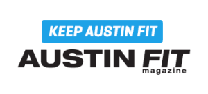 Austin Fit magazine, logo