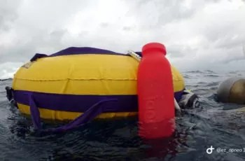 rafting gear, water bottle, collapsible bottle, bubi bottle