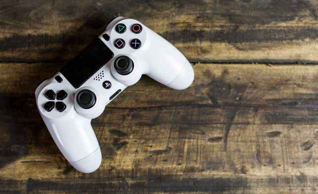 Gaming console of PlayStation