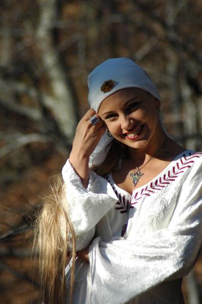 Maria Bucardi Jasnowidz wrozka Mistrzyni Magii