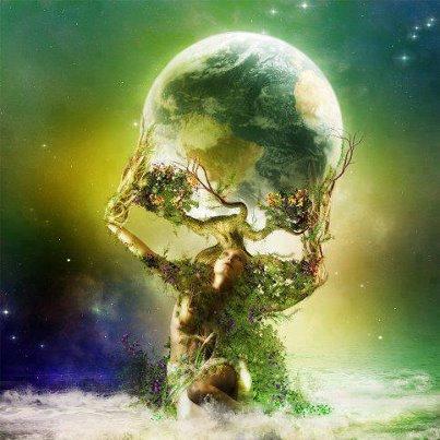 Rytual dla Matki Ziemi z Maria Bucardi