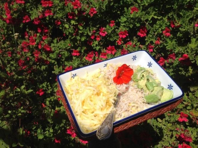 weganskie sniadanie Marii bucardi