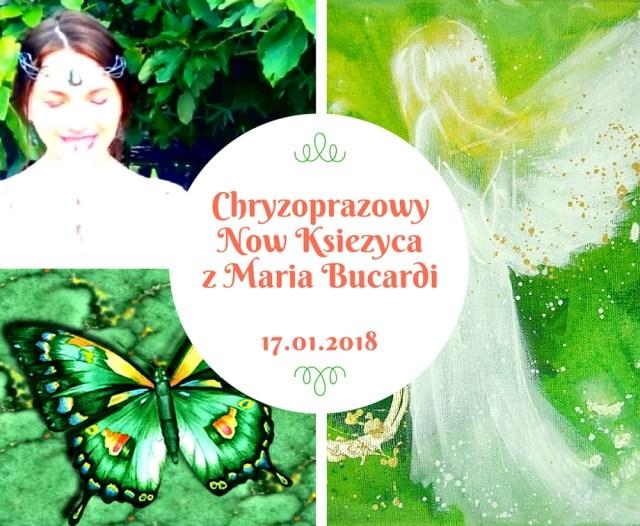 Chryzoprazowy Now Ksiezyca z Maria Bucardi