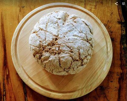 chleb z pieca