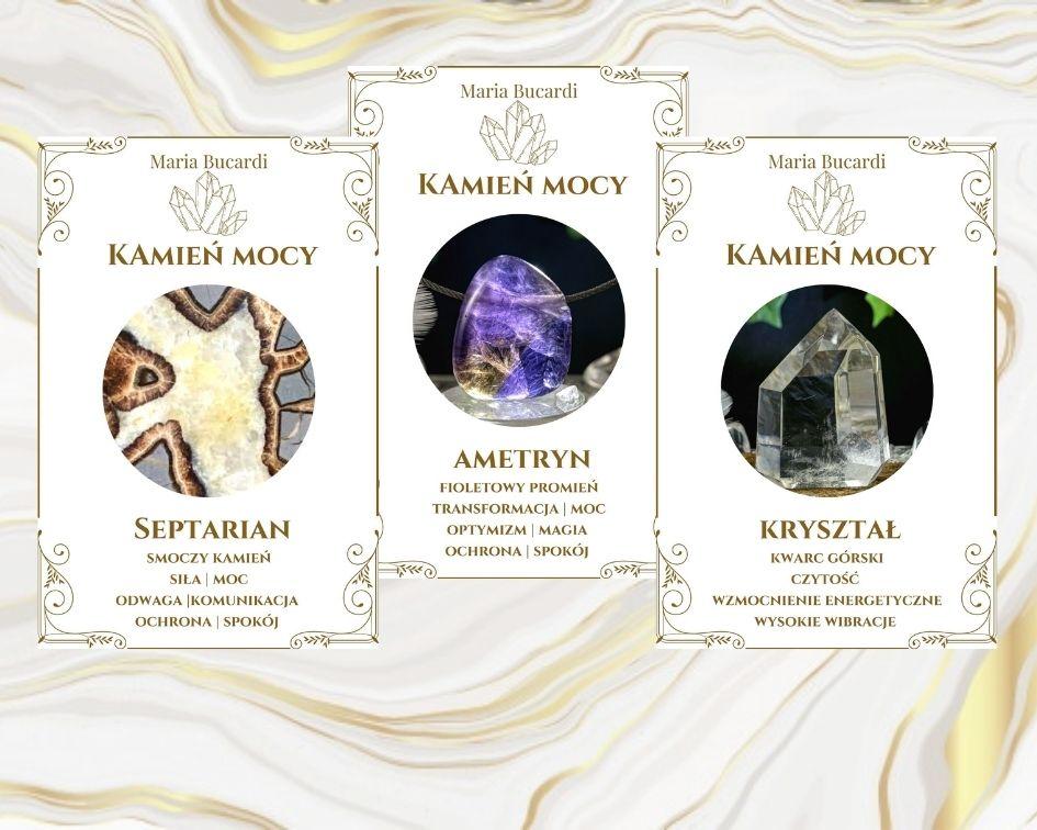Karty on-line Kamienie Mocy