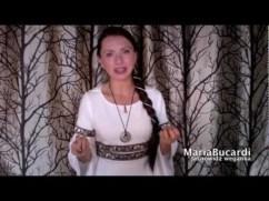 Maria Bucardi Rytualistka Wizjonerka