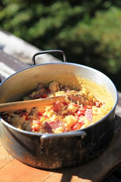 paparada reteta culinara omleta