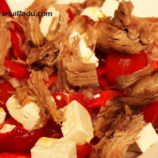 ceafa de porc salata