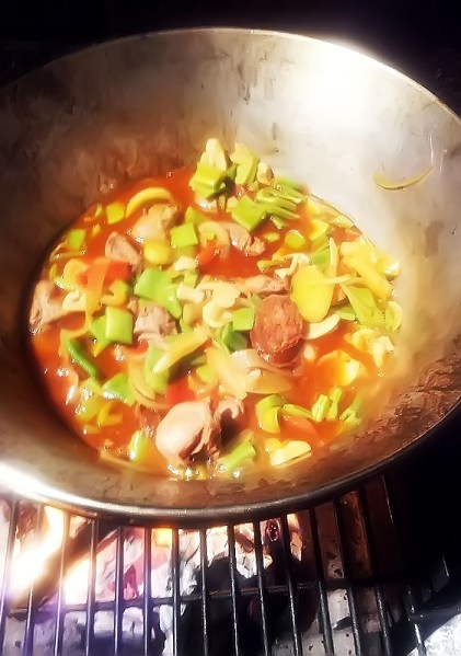 pulpa de porc ceaun reteta culinara