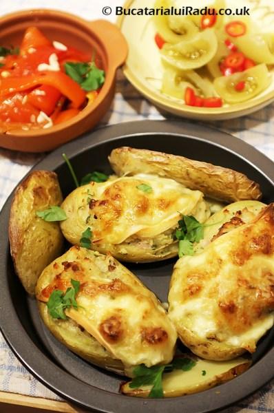 reteta culinara cartofi umpluti