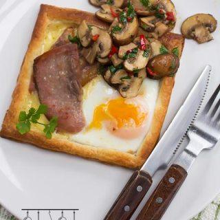mic dejun in foietaj