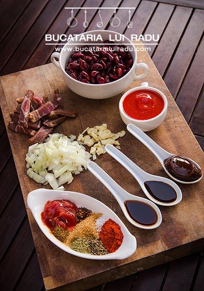 fasole rosie scazuta ingrediente