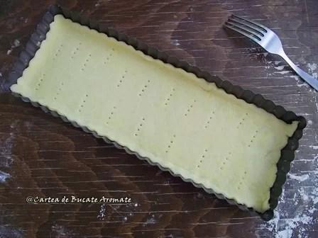 Aluat clasic de tartă