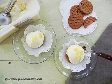 Îngheţată de lămâie