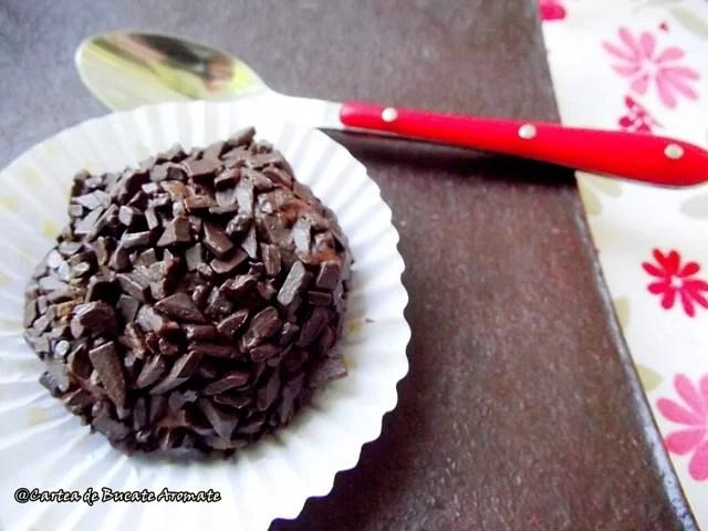 Prajitura cartof cu ciocolata