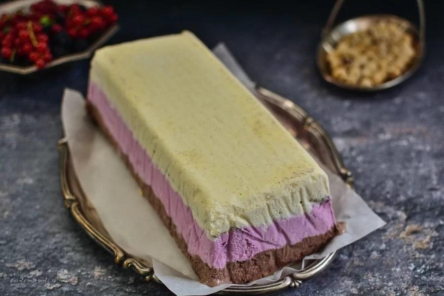 Înghețata Casata