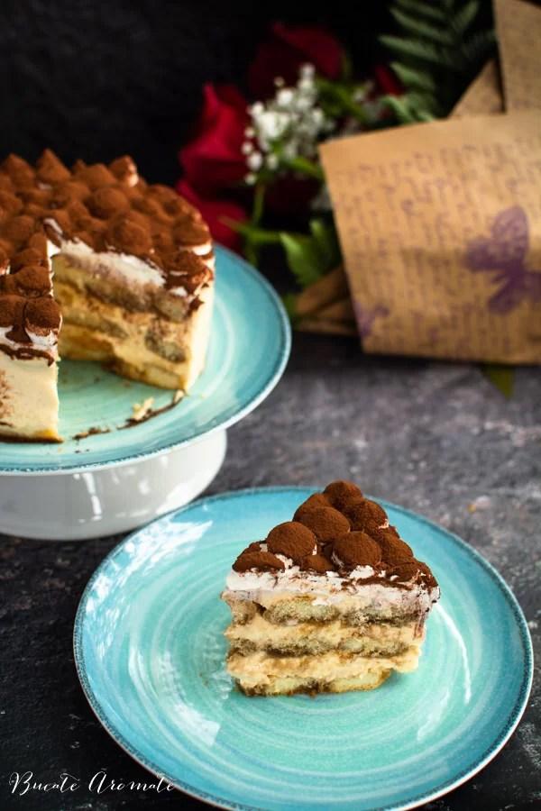 Tort Tiramisu rețeta clasică