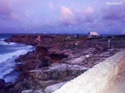 The Rocky Cliffs of Punta Sur