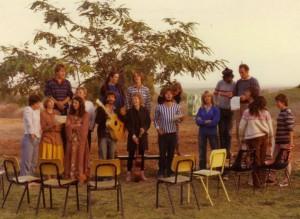 Ein Kibbuz in Israel in den 80er Jahren (c) Michael Coghlan