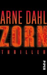 Arne Dahl -Zorn (Cover)