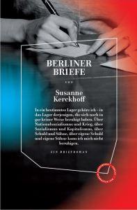 Susanne Kerckhoff - Berliner Briefe (Cover)