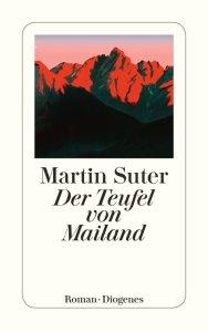 Martin Suter - Der Teufel von Mailand (Cover)