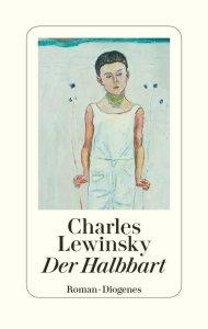 Charles Lewinsky - Der Halbbart (Cover)