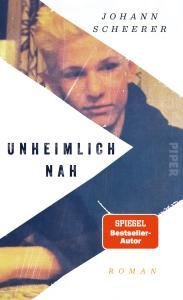 Johann Scheerer - Unheimlich nah (Cover)