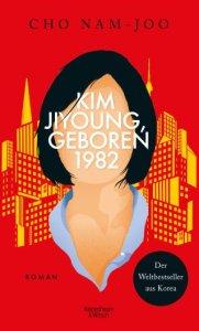 Cho Nam-Joo - Kim Jiyoung, geboren 1982 (Cover)
