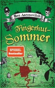 Ben Aaronovitch - Fingerhut-Sommer (Cover)