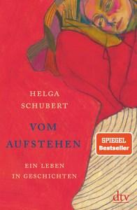Helga Schubert - Vom Aufstehe (Cover)