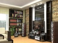 Дизайн гостиной для меломана