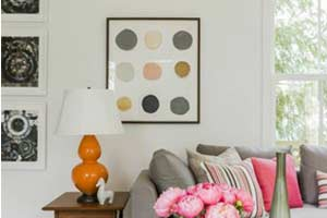 9 способов сделать вашу квартиру стильной и уютной.