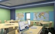 Дизайн аудитории географии 03