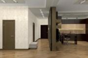 Дизайн трехкомнатной квартиры, г. Киев
