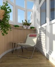 Дизайн интерьера. г. Киев. Балкон.3