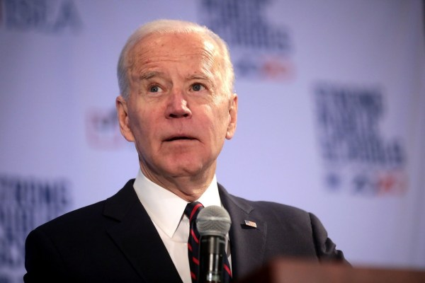 Are the Halcyon Days Over for Joe Biden?