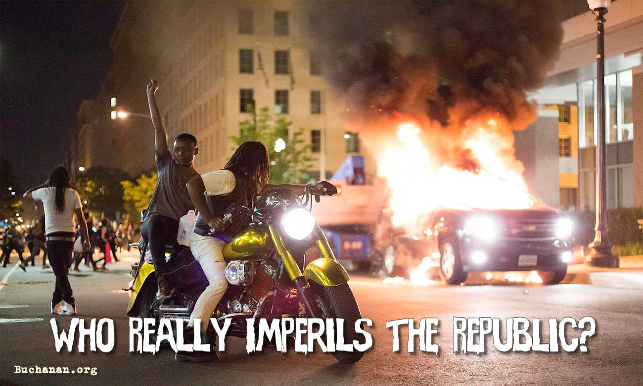 Who Really Imperils the Republic?